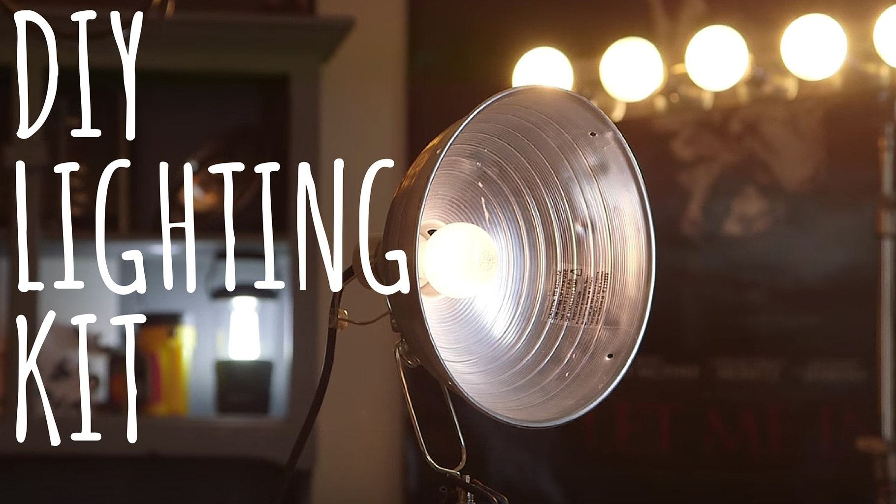 budget diy pro lighting for professional videos editmate