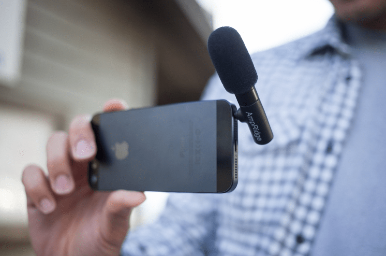 How to record great Audio for your Videos with a Phone