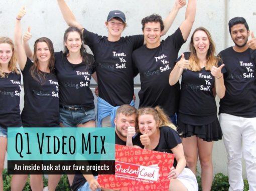 2018 Q1 Video Mix