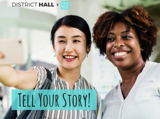 Tell Your Story Contest