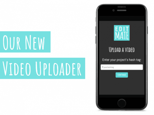 Our New Video Uploader