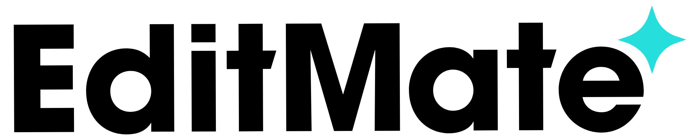 Editmate logo